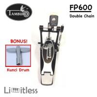 Single Pedal Drum Double Chain Tamburo FP600