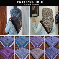Nur Ipek Voal 110cm Hijab Turki Animal Print