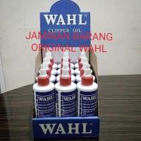 wahl oil minyak kliper clifer alat mesin potong rambut original 0718