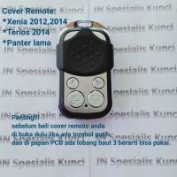 Casing Remote Alarm Mobil Avanza,Xenia 4tombol