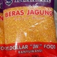 Nasi Beras Jagung Kualitas Super Merk Dollar