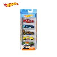 Hot Wheels - 5 Cars Pack (Random)