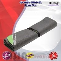 On Stage DMA6450 / DMA 6450 / DMA-6450 Non-Slip Drum Mat