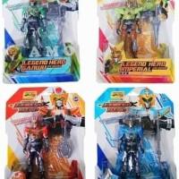 mainan anak terbaru Legend Hero action figure super hero Ganeu jangbi