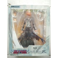 Play Arts Kai Ichigo Kurosaki BLEACH Figure Anime Square Enix NEW MIB