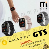 Amazfit GTS Smartwatch International Version Xiaomi GTS Fashion Fit - Abu-abu