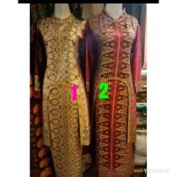 set batik songket