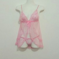 SEXY PINK LINGERIE IMPORT