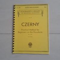Buku Czerny Pratical Method For Beginners On The Pianoforte