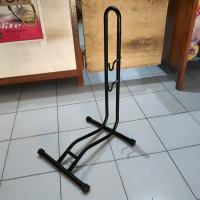 Standar Parkir/ Paddock/ Jagang/ Bike Stand Sepeda BERKUALITAS. PROMO!