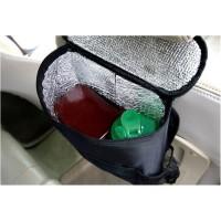Car Hanging Ice Bag Oxford / Tas Keranjang Pendingin Kursi Mobil