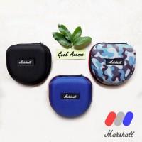 Marshall Major Headphone Hardcase Box Case Bag Pouch Tempat Headset Ma