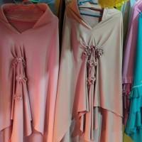Jilbab Jersey By Adzam Motif Pita