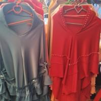 Jilbab Jersey Motif Manik