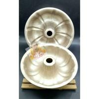 Loyang tulban Teflon 26cm anti lengket cetakan kue bolu dan agar 2614