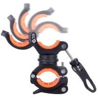 Dijual Bracket Braket Senter Stang Sepeda Clamp Lampu Hot