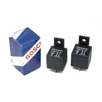 Bosch Relay 4 pin 12V 30A 4 Pin
