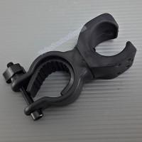 Terlaris Bracket / Braket Putar / Mounting Senter Untuk Sepeda &