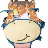 Cashback Gendongan Bayi Snobby Ransel Double Fungsi Saku Print Giraffe
