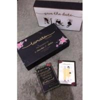1 Set Box / Kotak Bridesmaid / Groomsmen / Murah / Unik / Kekinian /