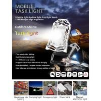 Mobile Task Light Camping Lamp Led waterproof