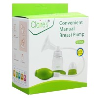 Pompa Asi Manual Claire's / Claires / Manual Breast Pump G2026