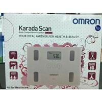 OMRON Karada Scan / Body Fat Monitor HBF 212