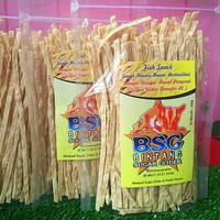 Extra Banyak Fish Snack Sugar Glider / Hamster / Snack Hewan / Cemilan