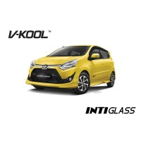 Kaca Film Depan Vkool V-kool Toyota Agya Daihatsu Ayla VK40 40%
