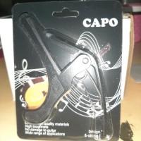 Capo gitar baru