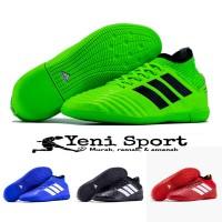 Sepatu Futsal Anak Size Kecil Adidas Techfit X Bahan Original - Hitam, 34
