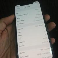 iphone x 64gb ex inter zpa full set original bawaan
