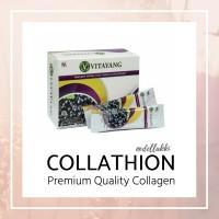 Vitayang Collathion (collagen + gluthation) minuman anti tua @15sachet