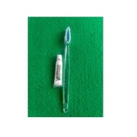 Sikat Gigi dan Pasta Gigi Dental Kit Hotel Crystal Kristal