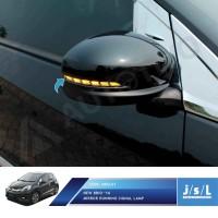 JSL Mirror Running Signal Lamp New Brio LED Lampu Kaca Spion