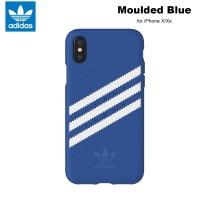 Case iPhone X / Xs Adidas Originals Moulded Suede - Blue