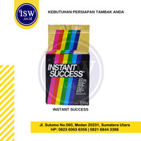 Ragi Instant Success 500gr - Ragi Kering Fermentasi