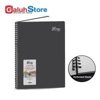 Arto Sketch Book / Sketchbook / Sketsa Spiral A4 - 110gsm - 60 sheets