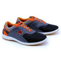Sepatu Futsal / Olahraga Pria abu Garsel GRG 7506 ori original murah