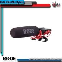 MIC RODE VIDEO MIC RYCOTE / VIDEOMIC RYCOTE MICROPHONE ON CAMERA