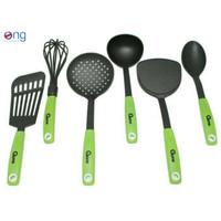 Alat Masak Spatula Nylon Set Kitchen Tools Oxone OX953 OX 953