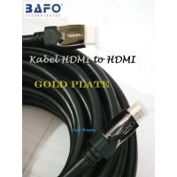 Kabel HDMI to HDMI 3 meter Bafo
