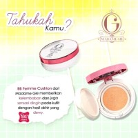 MADAME GIE TOTAL COVER BB CUSHION BPOM
