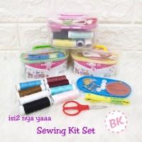 Sewing Kit Set Perlengkapan Alat Jahit baju celana