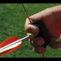 Finger Tab / Pelindung Jari / Finger Glove / Panah / Busur Kode 716