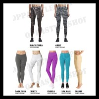 Yoga Legging Premium Quality Celana Legging Panjang Sport Collection