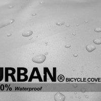Cover Bicycle Urban Waterproof Sarung Sepeda Anti Air - Hitam, Xl