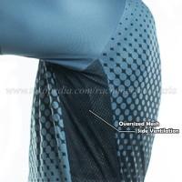 Jersey Sepeda Professional Press Fit Material Dingin Rapha 72 Warna A