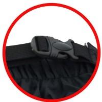 Celana Sepeda Panjang Dengan Padding, Kode Csl-P-05 Biru - Biru, M