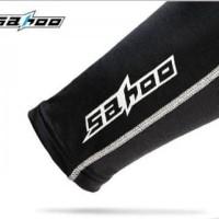 Sahoo Leg Sleeve /Manset / Pelindung Kaki Legging Sepeda Anti Uv